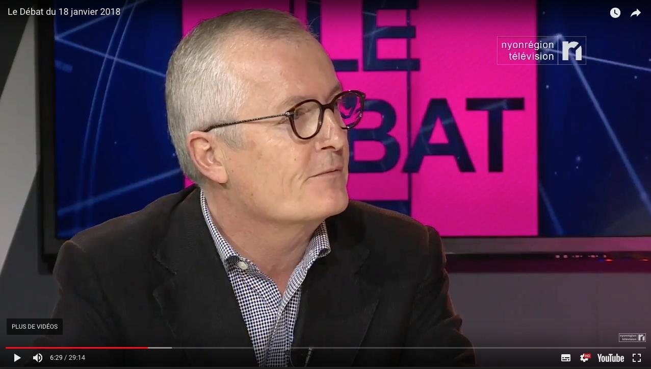Le débat sur NRTV